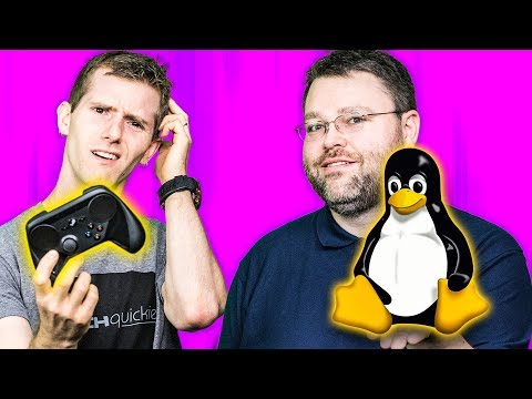 Gaming on Linux - With WENDELL from Level1Techs!