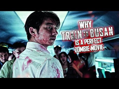 Why Train to Busan is a Perfect Zombie Movie