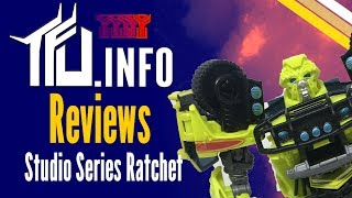 TFU Reviews - Studio Series Ratchet