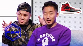The Fung Bros Bust Myths About Asian Americans and Sneakers | Full Size Run