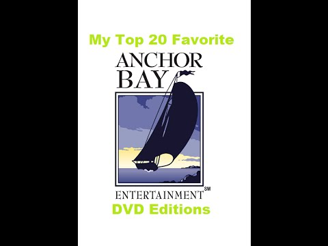 My Top 20 Favorite Anchor Bay Edition Releases