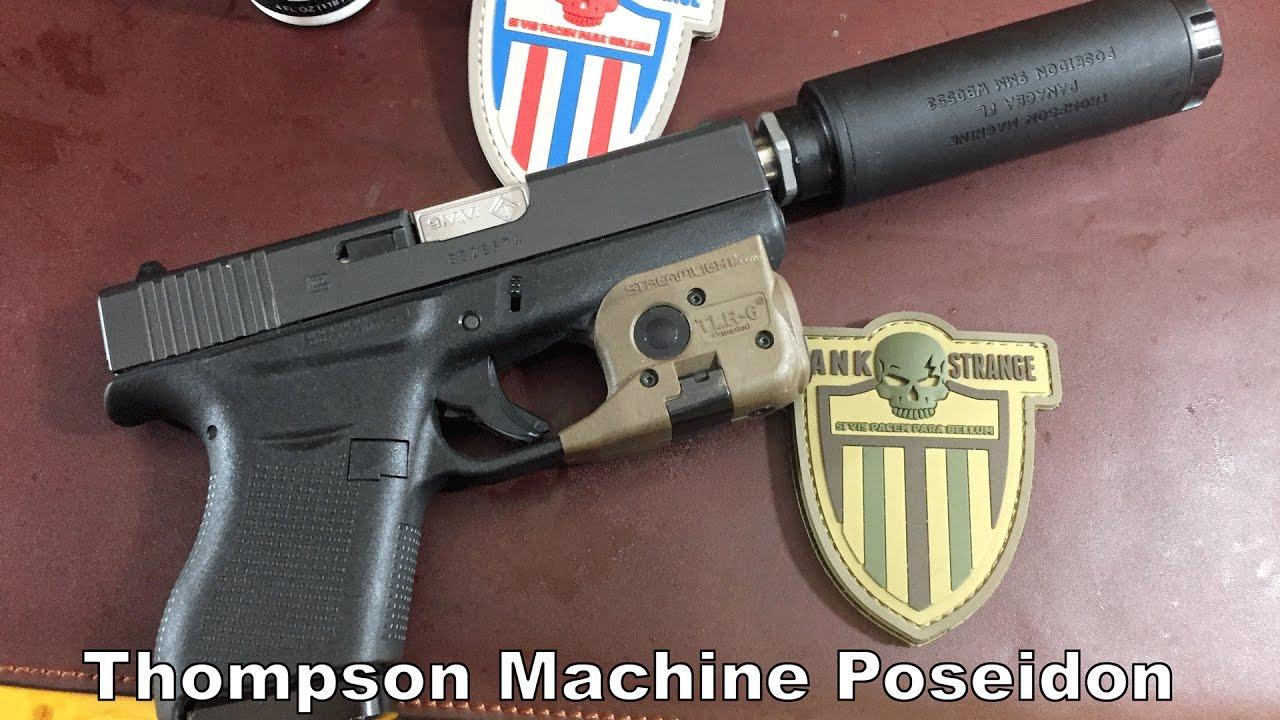 thompson machine poseidon