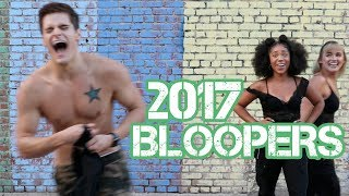 behind the scenes bloopers 2017 the fitness marshall