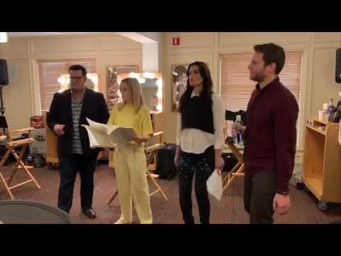 Frozen 2 Cast Sing Some Things Never Change – Behind The Scenes Rehearsal