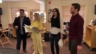 Download lagu Frozen 2 Cast Sing Some Things Never Change - Behind The Scenes Rehearsal