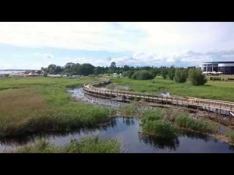 Estonia Parnu rannaniidu hiking trail