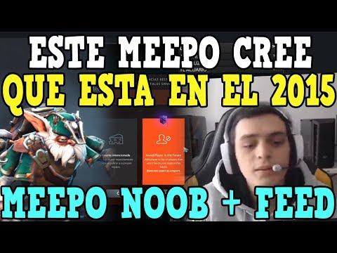 """MATTHEW SE ENCUENTRA CON EL PEOR MEEPO DE LA REGION """"NOOB Y FEEDER"""""""