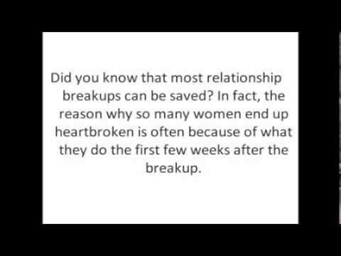 How Do You Fix A Relationship