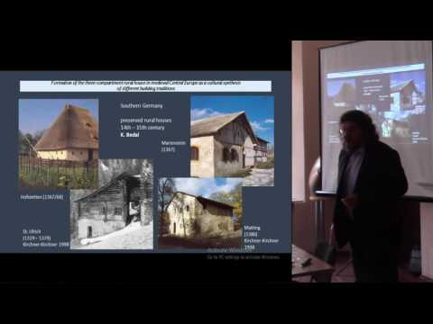 The Formation of the three-compartment rural house in medieval Central Europe