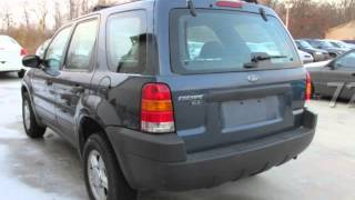 2001 Ford Escape XLS 4x4 for sale in Mishawaka, IN