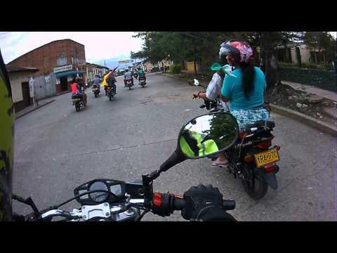 Rodada Alto Cilindraje Municipio Chaparral Tolima