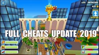 Full Cheats Update Subway Surfers Rio Bonus Character BoomBot  Starboard High Score 120.182.632