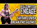 Laurie Buchanan Killswitch Engage Break The Silence Cover HD mp3