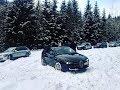 Alfa Romeo 159 Q4 pulls Audi A4 Quattro