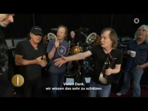ECHO 2015 :  AC/DC Are Winning In The Category Rock/Alternative (International)