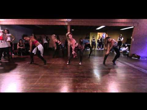 Tinashe - WILDFIRE - Choreography by Brinn Nicole