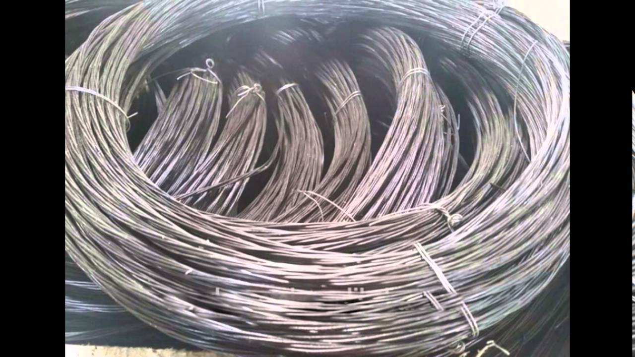 2/3/5/6/7 strand twisted iron wire.Quality twisted /double twisted ...