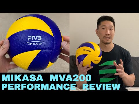 Mikasa MVA200 Volleyball Performance Review
