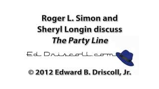 Roger L. Simon and Sheryl Longin on