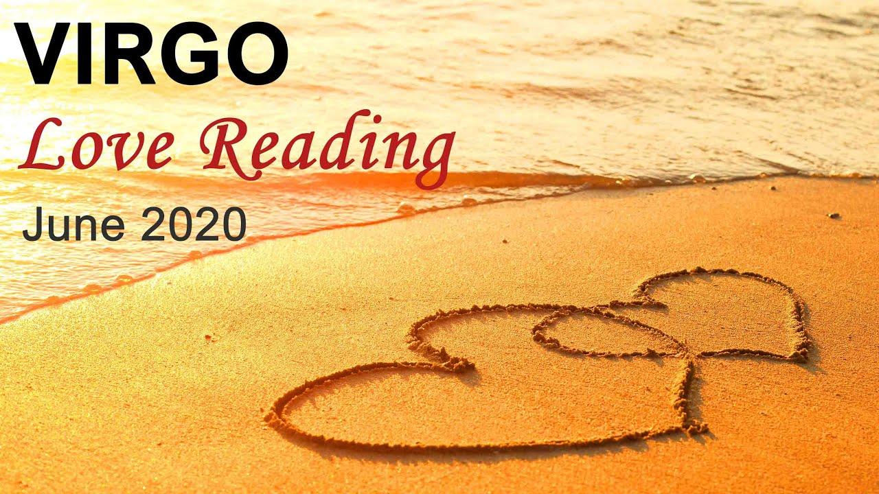 "VIRGO LOVE READING - JUNE 2020 ""HEART-TO-HEART ..."