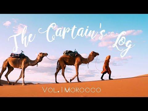 Captain's Log Vol. I Morocco