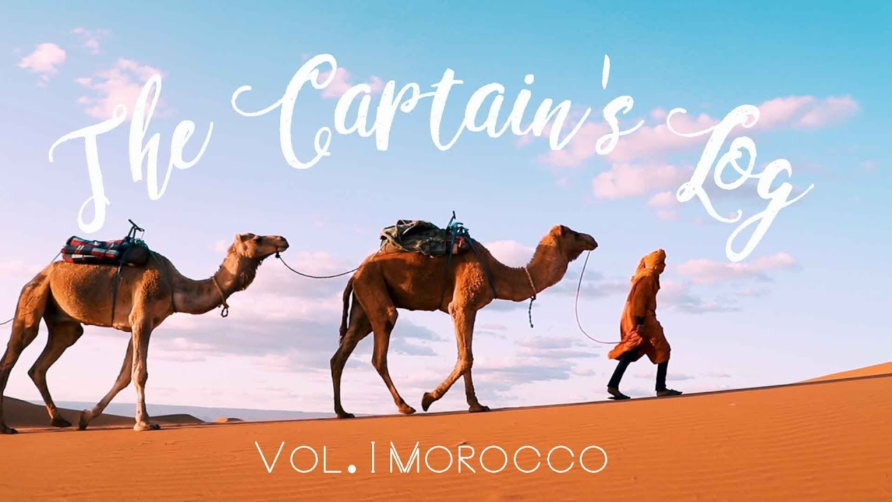 Captain's Log Vol  I Morocco