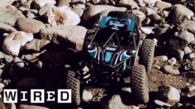 Behold the RC Off-Roader of Our Childhood Dreams   WIRED