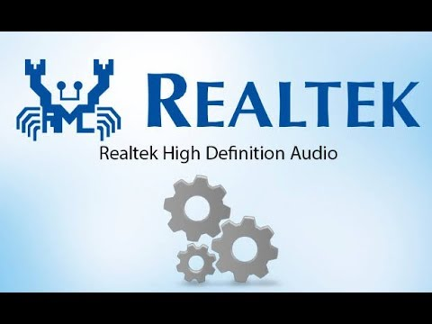 Cómo Descargar-Instalar Driver Realtek HD Audio Para Windows 10/8/8.1/XP | 32 & 64 Bits | 2019