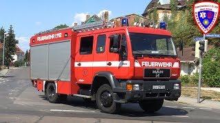 🚨 HLF 16/16 Feuerwehr Leipzig-Lützschena-Stahmeln