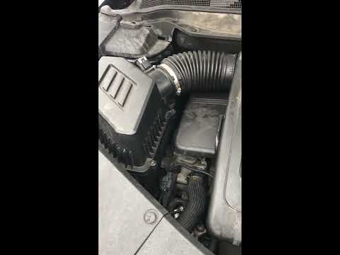 Reduced Power Fix 2011 Chevy Equinox - Throttle body replacement