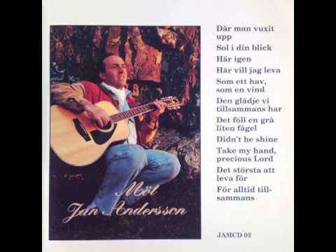 Möt Jan Andersson -  Där Man Vuxit Upp