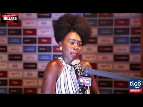 Exclusive  Diamond Platnumz na Mrembo Akothee wa Sweet Love walivyokutana kufanya ngoma hiyo