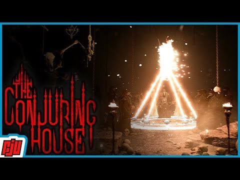 The Conjuring House Part 16   Horror Game   PC Gameplay Walkthrough