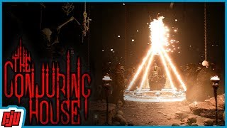 The Conjuring House Part 16 (The Dark Occult) | Horror Game | PC Gameplay Walkthrough