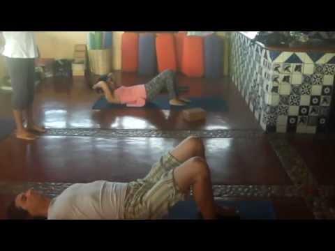Clase de Yoga Sofia Agaton