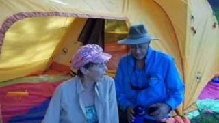 Ten Minute Tent: Big Agnes Big House 4 w Vestibule 7-14-10