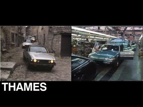 British Leyland Cars | British Car Manufacturing | TV Eye | 1980