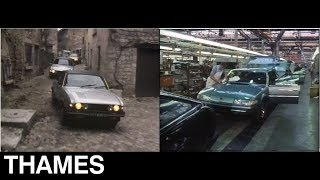 British Leyland Cars | British Car Manufacturing | TV Eye | 1980