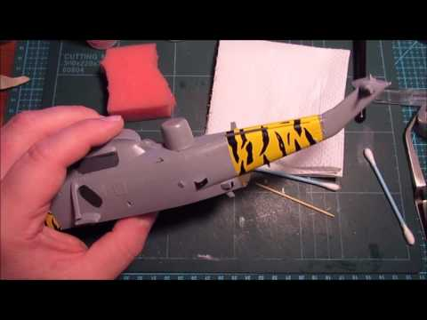 Revell 1/72 Westland Sea King pt. 4