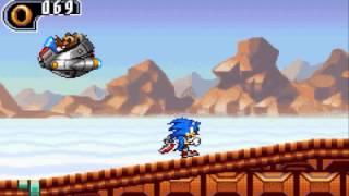 Sonic Advance 2 - No Damage Boss Run (As Sonic)