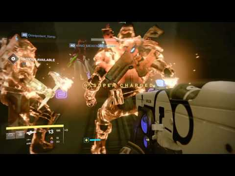 Destiny The Taken King: Enemy Spawn Trap on the Dreadnaught