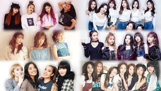 J-pop vs K-pop (Girlgroups (2018))