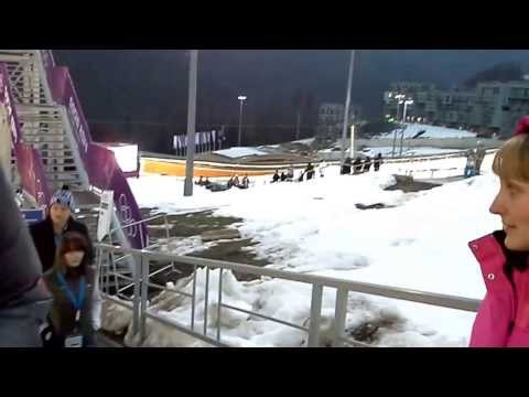 Skeleton Racing: Charge Head First (360 Video)