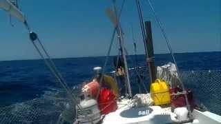 """Трансатлантика на Eagle - часть 2 """"Средиземноморская"""""""