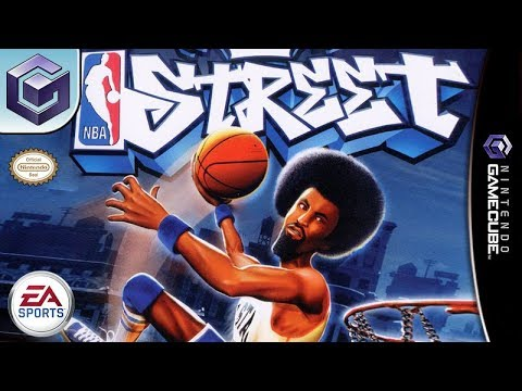 Longplay of NBA Street