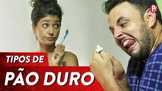 TIPOS DE PÃO DURO   PARAFERNALHA