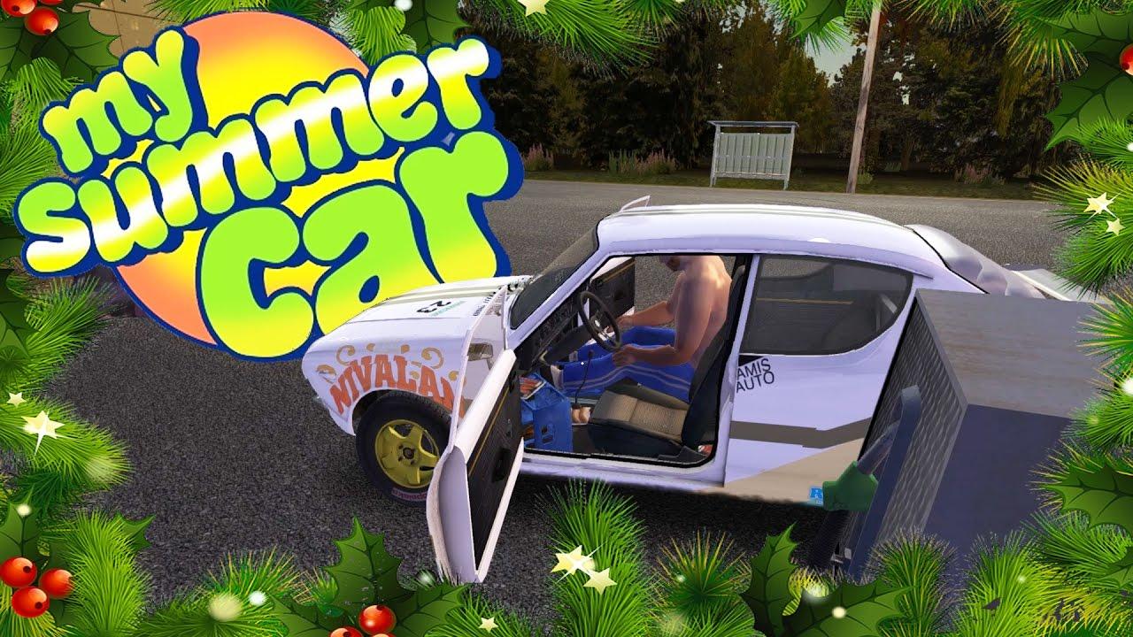 My Summer Car Buying Parts