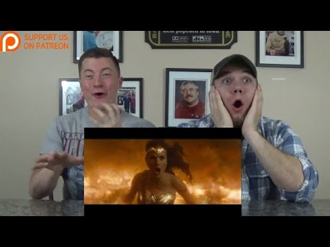 WONDER WOMAN – Rise of the Warrior [Official Final Trailer]: IconicComic Reaction!