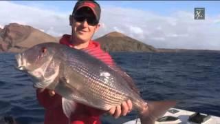 Pesca vertical en La Graciosa. Canal caza y pesca, abril 2015