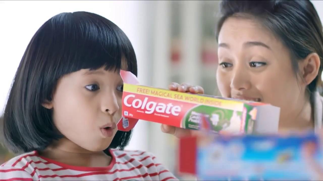 Colgate – Thế Giới Đại Dương – Quảng cáo hay dành cho bé
